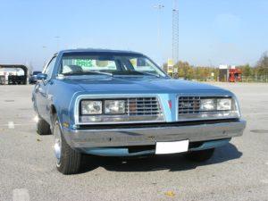 1976 Pontiac Sunbird coupé
