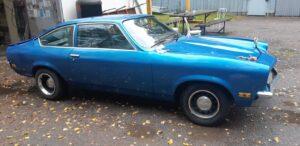 Stefans 1971 Chevrolet Vega